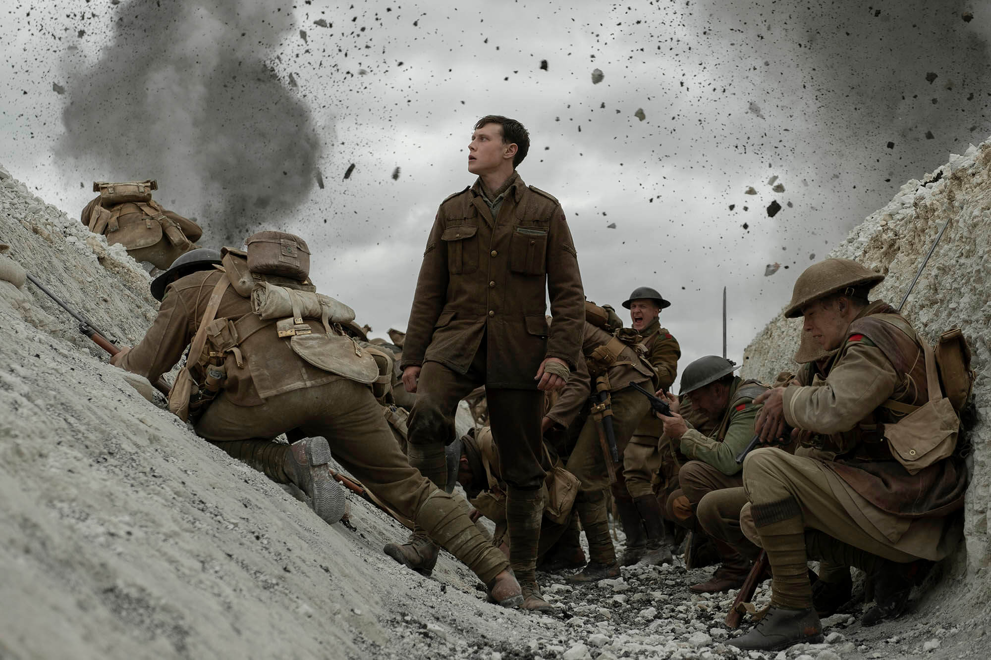"""Review: """"1917"""" astounds in glorious and seamless fashion"""